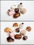 Chocolate Cabochons (Complete)