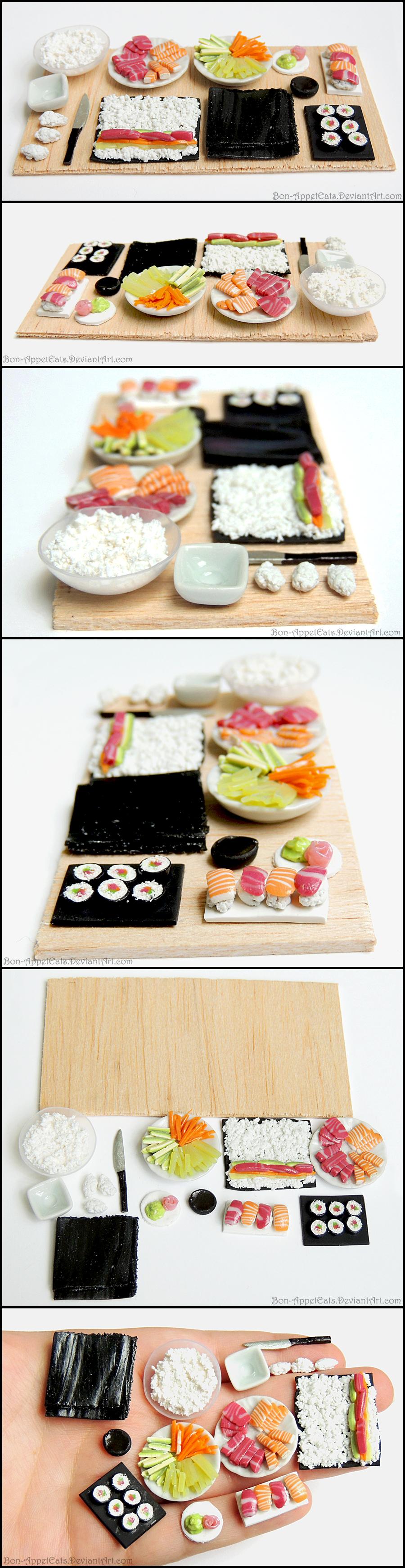 Sushi Prep Board by Bon-AppetEats