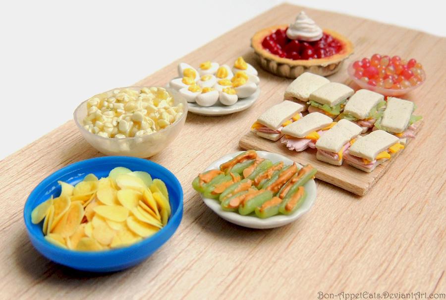 Summer Picnic Food Idea