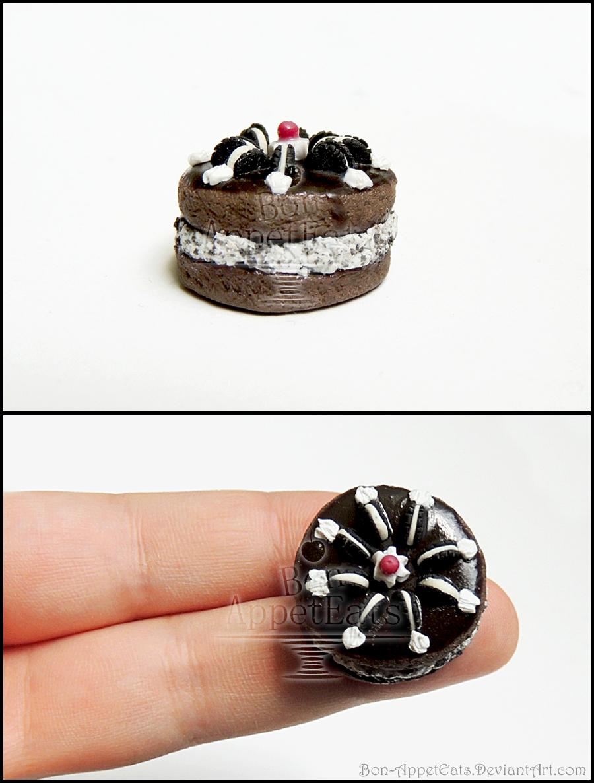 Miniature Oreo Cake by Bon-AppetEats