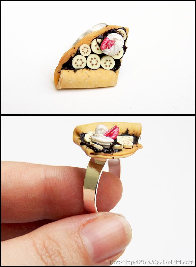 Crepe Ring by Bon-AppetEats