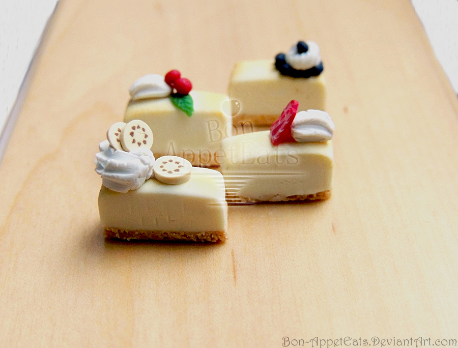 Cheesecake Slices (Variety) by Bon-AppetEats