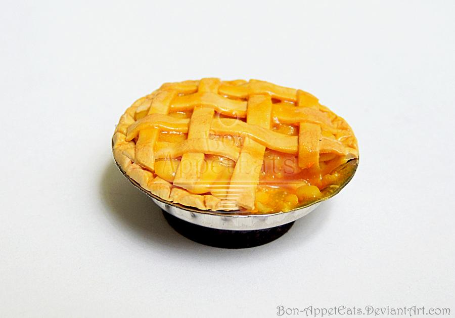 Magnet - Peach Pie by Bon-AppetEats