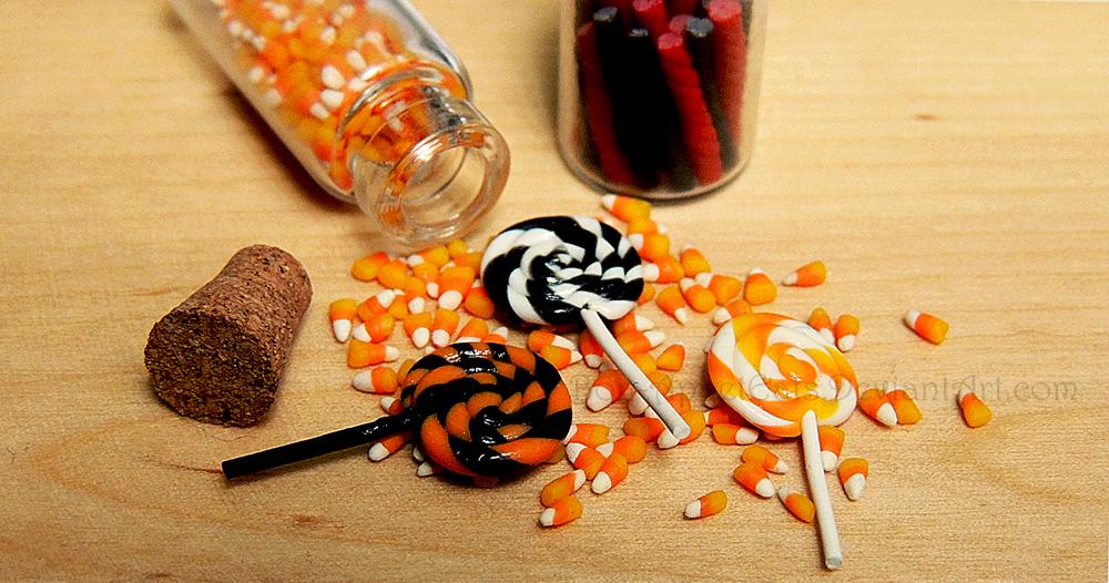 Halloween 1:12 WiP by Bon-AppetEats