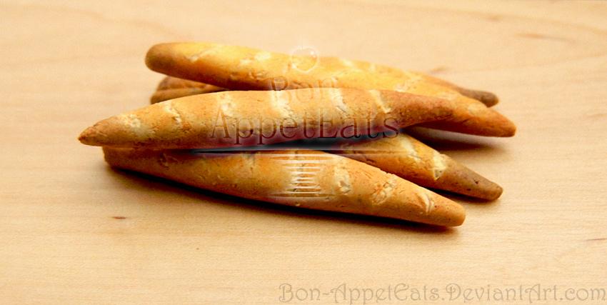 1:12 Rustic Baguettes by Bon-AppetEats