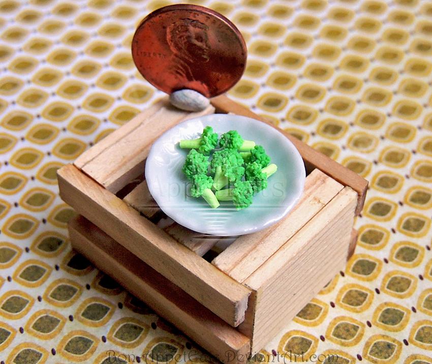 1:12 Broccoli Florets by Bon-AppetEats