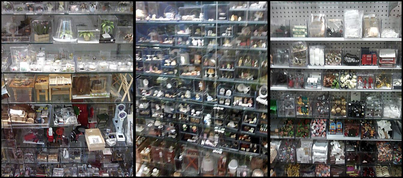 Ron's Miniature Shop, Inc - Orlando, Fl by Bon-AppetEats