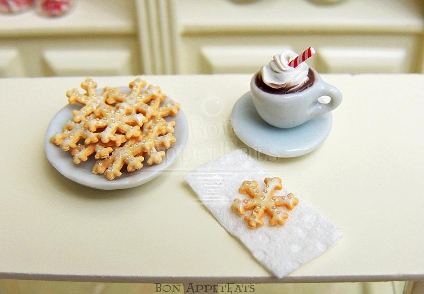 1:12 Snowflake Sugar Cookies by Bon-AppetEats