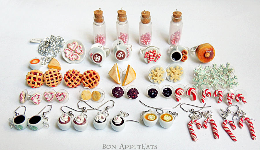 Christmas Craft Show Update by Bon-AppetEats