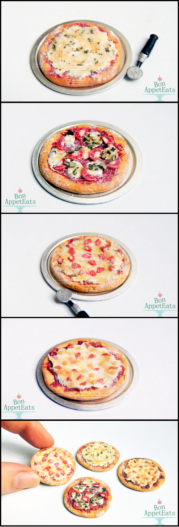1:12 Pizzas by Bon-AppetEats