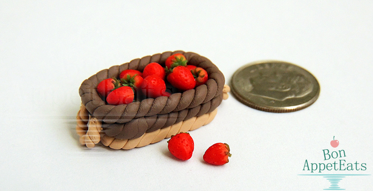 1:12 Strawberries by Bon-AppetEats