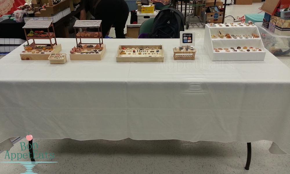 Miniature Show Table by Bon-AppetEats