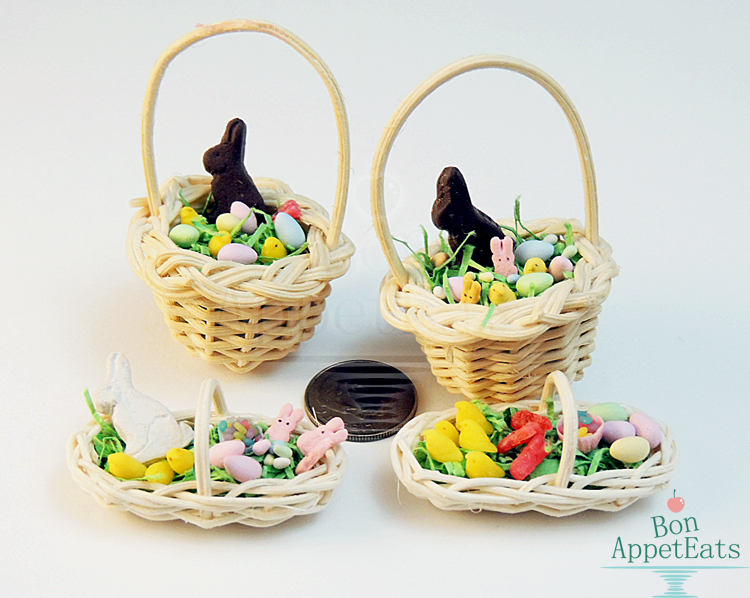 1:12 Easter Baskets by Bon-AppetEats