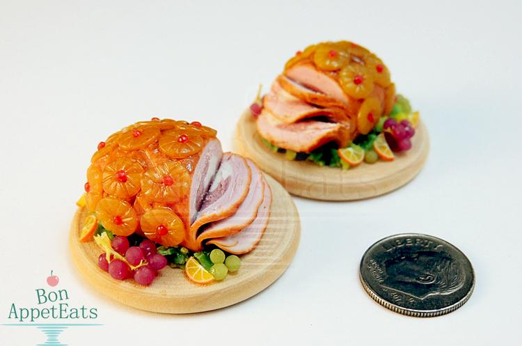 1:12 Easter Hams by Bon-AppetEats