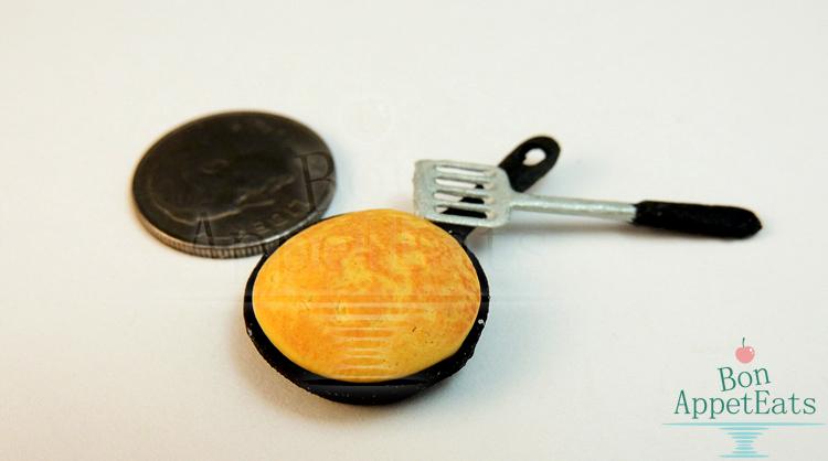 1:12 Cornbread Inside a Cast Iron Skillet by Bon-AppetEats