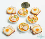 Studio Ghibli Food Charms, Set 1