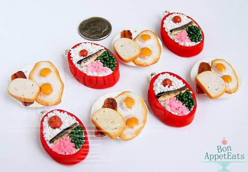 Studio Ghibli Food Charms, Set 2
