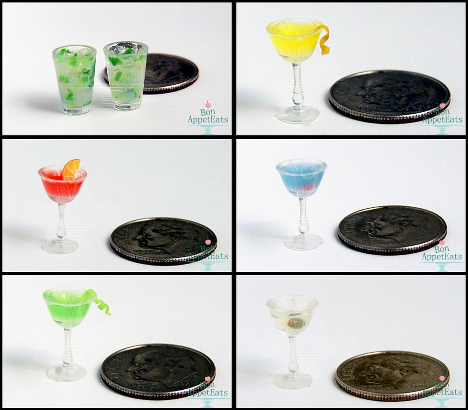 1:12 Cocktail Detail Shots by Bon-AppetEats