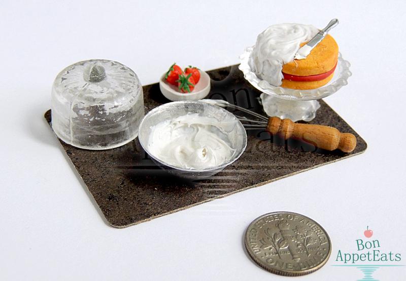 1:12 Cake Icing Prep Board by Bon-AppetEats