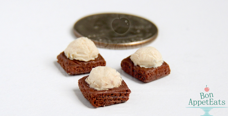 1:12 Brownies and Ice Cream by Bon-AppetEats