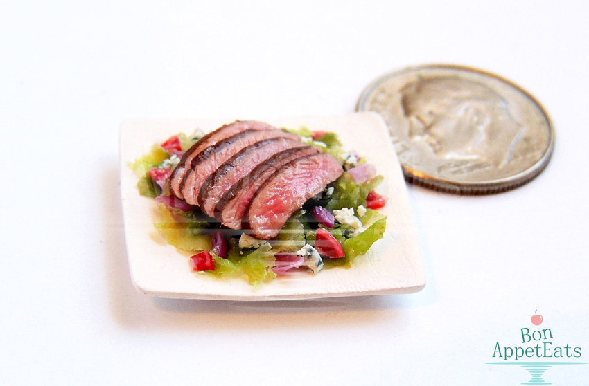 1:12 Steak Salad by Bon-AppetEats