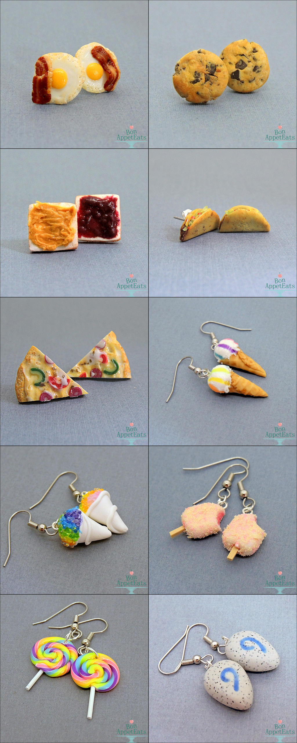 Florida SuperCon Earring Stock by Bon-AppetEats