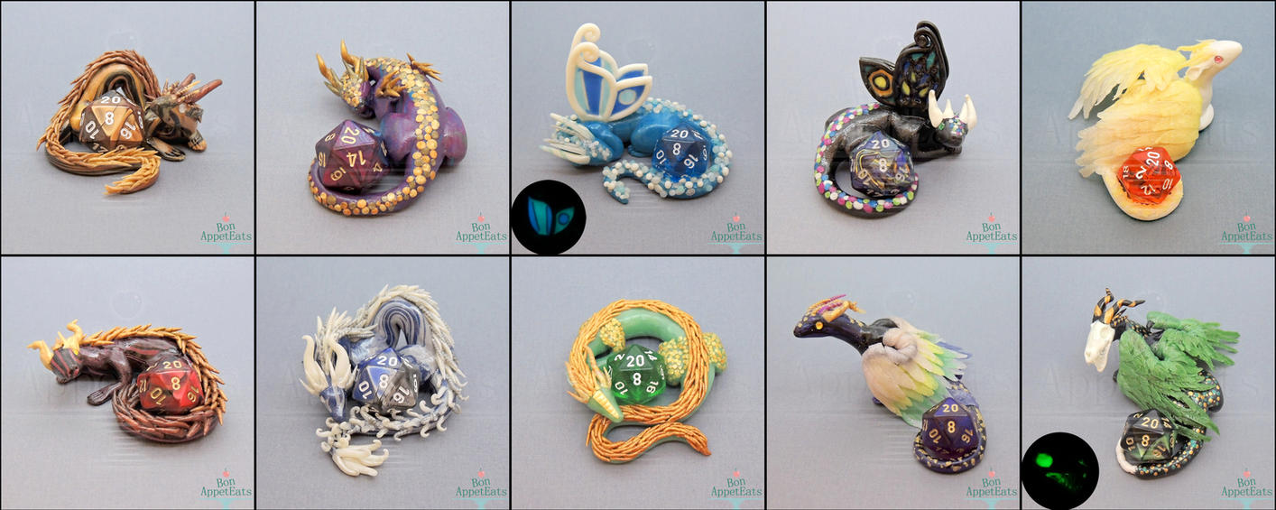 Dice Holders UmiCon 2014 by Bon-AppetEats