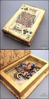 Steampunk Octopus Book