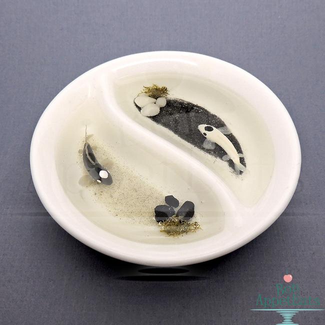 Round Yin Yang Miniature Koi Pond by Bon-AppetEats