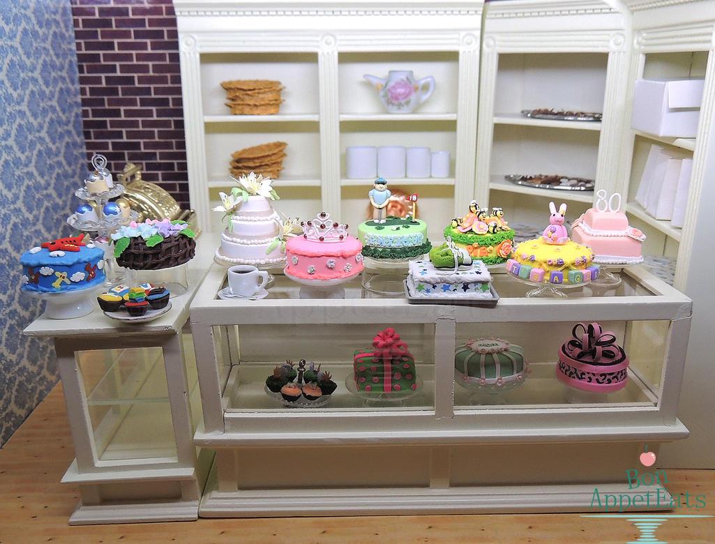 Cake Miniature Decorations
