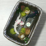 Miniature Axolotl Resin Pond