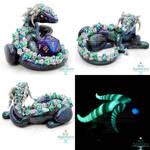 Galaxy Themed Dragon Dice Holder