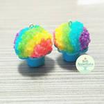 Commission - Rainbow Hawaiian Shaved Ice