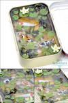 Large Altoids Tin Koi Pond