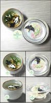 Commission - Miniature Cup Ponds