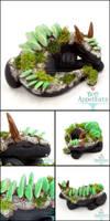 Cedar - Forest Dragon Sculpture