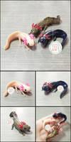 Commission - 3 Axolotls