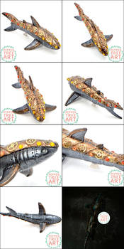 Steampunk Shark