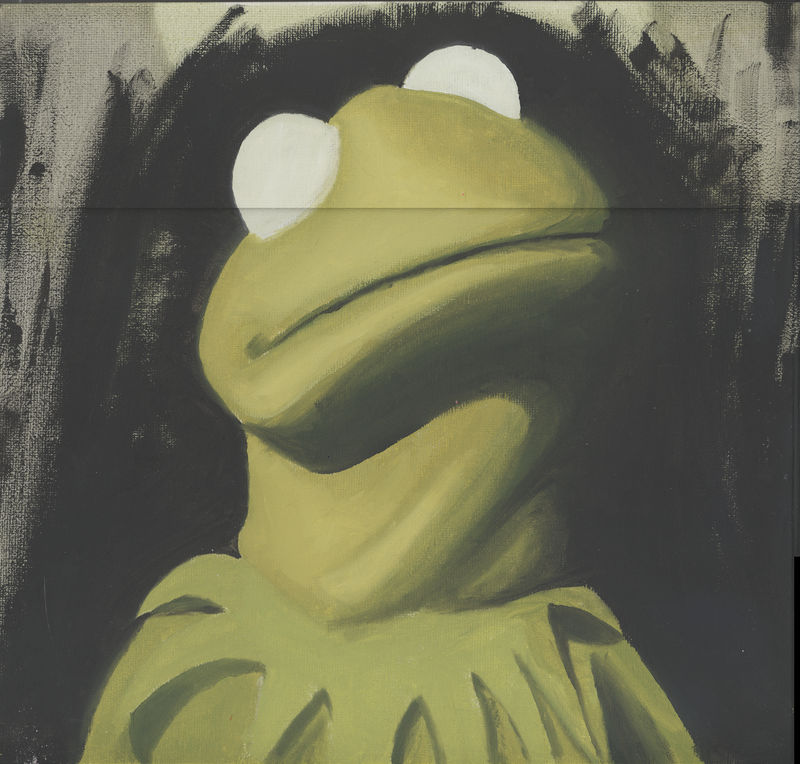 oily frog