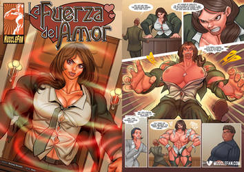 La Fuerza del Amor 3 by The-Rolling-Thunder