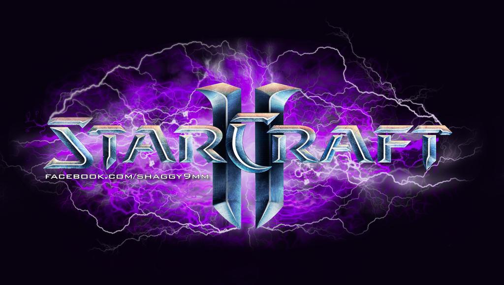 Star craft logo by LukeSobczakAirbrush