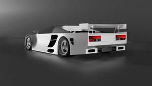 Vector M12 Rear