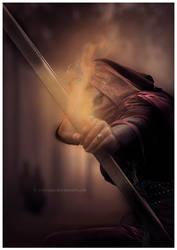 The archer by Amy-Sun