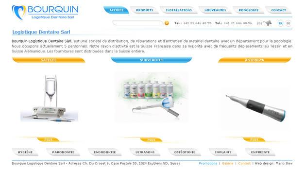 Bourquinch website