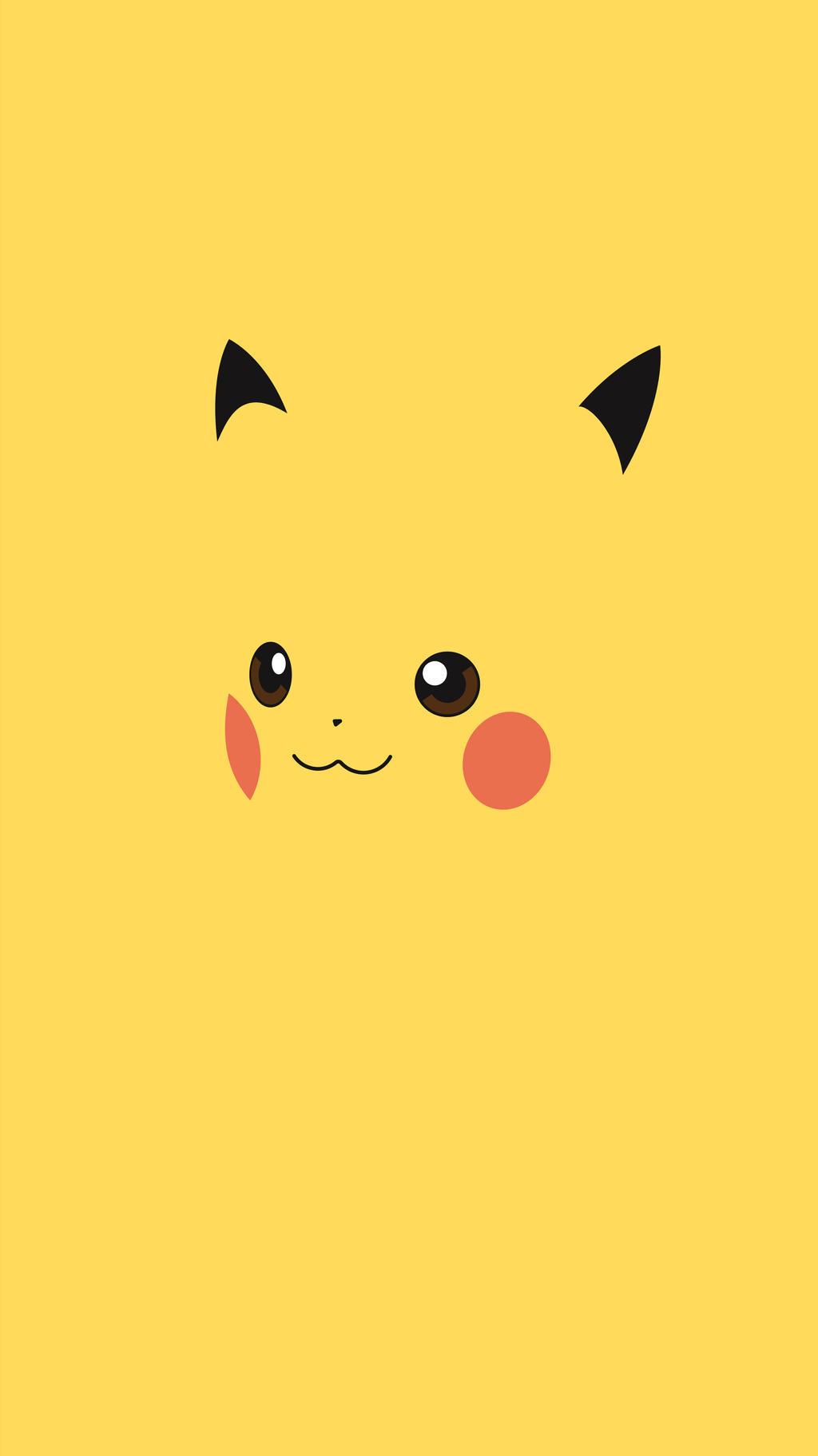 Cute pikachu iphone wallpapers