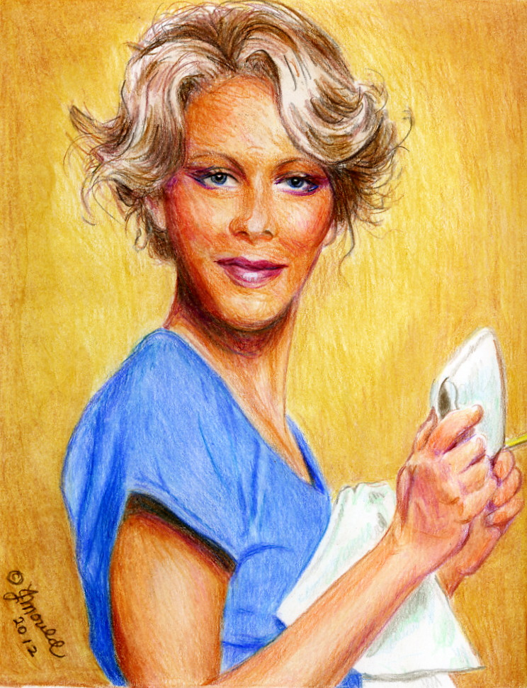 Connie Booth by Jojemo on DeviantArt