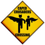 Caped crusaders Crossing