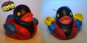 Nightcrawler Rubber Ducky by Caen-N