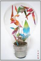 Origami Idea by Caen-N
