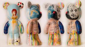 Bunny Bear 2.5D by Caen-N